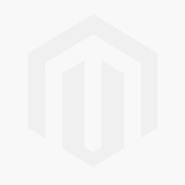 47U 600mm wide solid door with small round lock